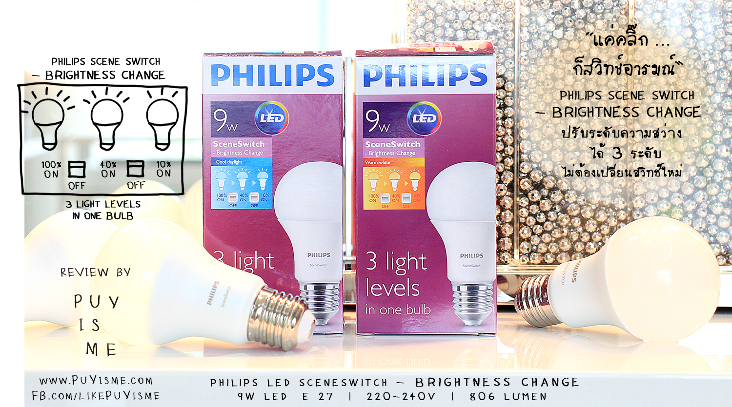 Philips - Brightness Change 02